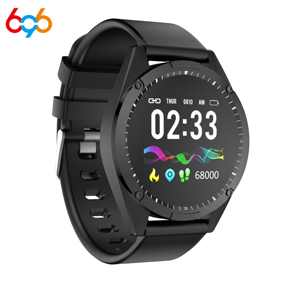 696 G50 sports tracking smart bracelet blood pressure heart rate detection sleep quality monitoring fashion smart watch