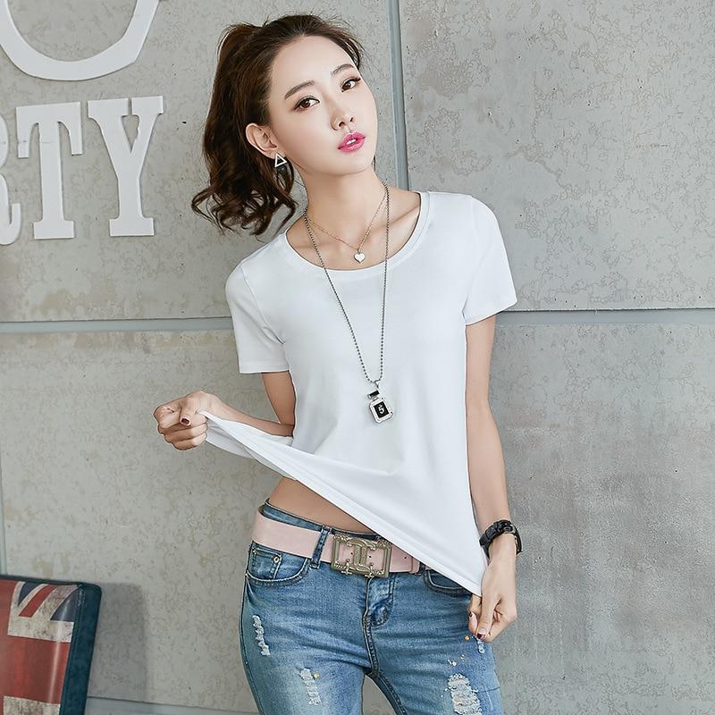 2020 Women Black Short Sleeve Shirt Top Garment  Lvory