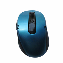 Adjustable DPI 2.4G Wireless Mouse Portable 6 Buttons Gaming Laptop Notebook PC Cordless Optical Game Mice