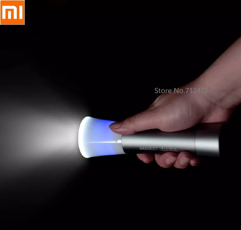 Xiaomi Beebest XP-G2 250LM Automatic Induction Flashlight Portable Mobile Table Light Camping Tent Light - Induction Light