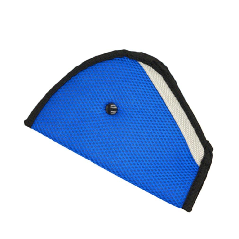 New Breathable Baby Kid Car Safety Belt Adjust Device Child Safety Cover Shoulder Harness Strap Adjuster Kids Seat Belt Clips