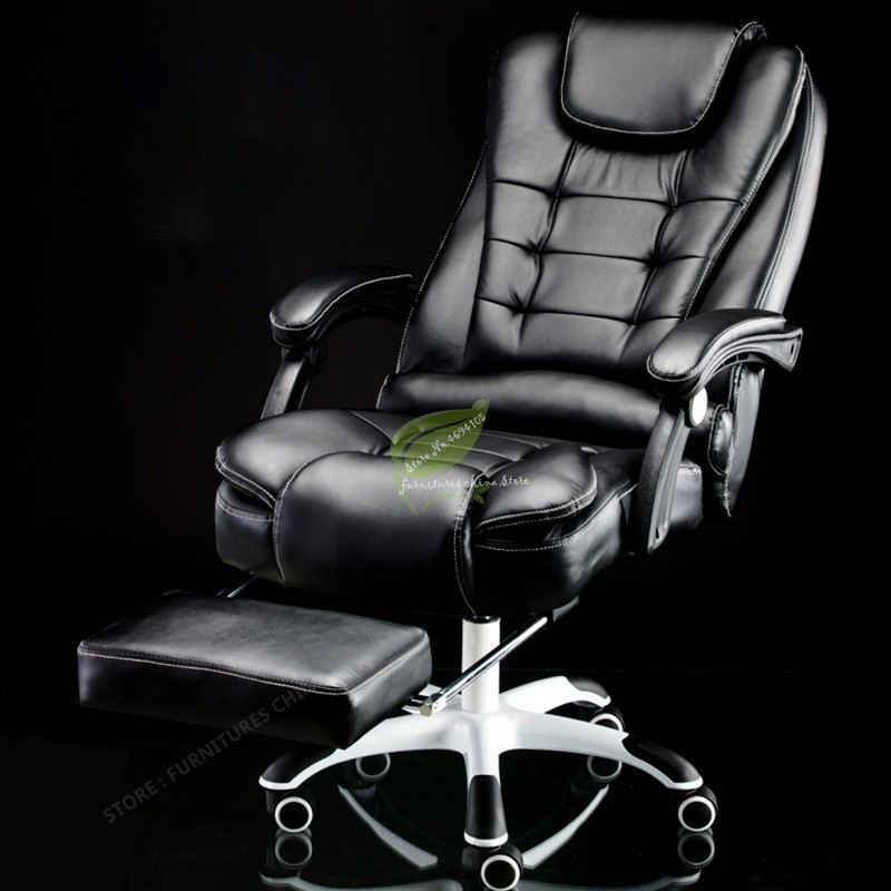Quality Synthetic Leather Office Chair Gaming Gamer Chair Rotating Gaming Seat   Dotomy Pc  /Recliner Chair   With Handrails