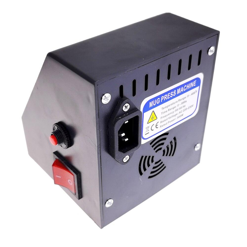 Digital Press Control Heat Machine 110V Box Plate Mug Temperature Control Photo Stone 220v Shirt T