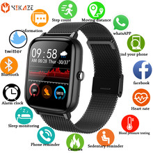 2020 Smart Watch Men Women Blood Pressure Heart Rate Fitness Tracker Bracelet Sport Smartwatch Watch Smart Clock For Android IOS