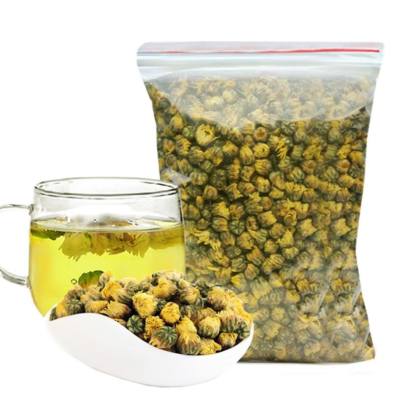 2020 Chinese Flower Tea Chrysanthemum Tea King Head Special Premium China Tongxiang Chrysanthemum For Beauty Health Food