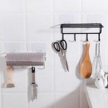 Поколение толстой железка для кухни искусство wu hen gou крюк дыропробивная вешалка для кухонных полотенец вешалка для полотенец для ванной крючки для стены крючок