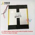 35144140 3 7 В 10000 мАч 35140140 (полимерный литий-ионный аккумулятор) для универсальной литий-ионной батареи для планшетных ПК 8 дюймов 9 дюймов 10 дюймо...