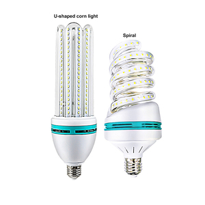 U shape LED Corn Bulb Lamp scr