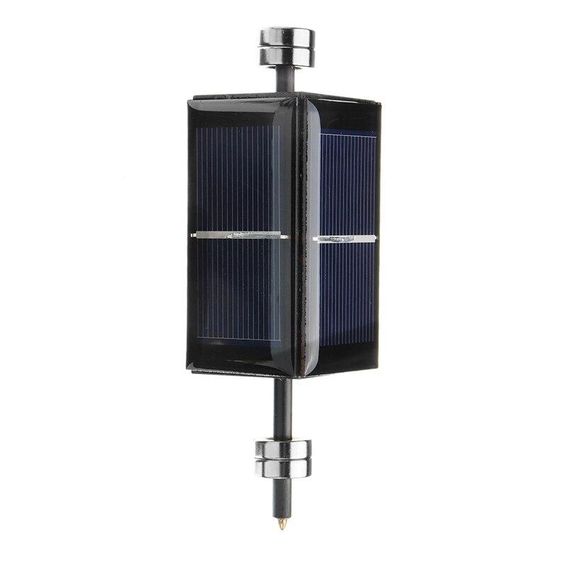 Solar levitação magnética mendocino motor de vapor