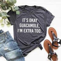 Camiseta de verano para mujer con estampado de letras camiseta moda 2020 camisetas Casual holgada para mujer harajuku ropa mujer