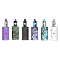 Vape Pen Original Innokin Adept Zlide 3000mah Box Mod Kit 2ml Capacity Tank 510 Threaded MTL Box Vaporizer Electronic Cigarette