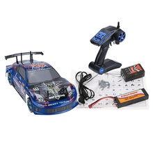 Hsp 94123pro 1:10 4wd elétrico brushless alta velocidade drift carro 2.4g carro de controle remoto (rtr)
