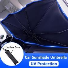 Protector Sunshade-Covers Umbrella Windscreen Parasol Car-Windshield-Shade Auto-Window