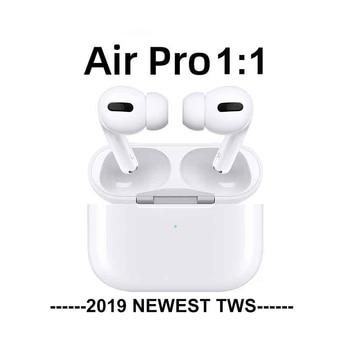 TWS Wireless Earphone Bluetooth Headphone With Charging Handsfree Air Pro In-ear Sports Headphones Smart Popup Noise reduction