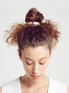 Bun Cage Top-Hairpin Hair-Stick Hair-Accessories Bun-Holder Minimalist Design Original