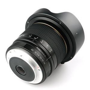 Image 4 - Lightdow 8mm F/3.0 Manual Ultra Wide Angle Fisheye Lens for Canon Half Frame Cameras 1200D 760D 750D 700D 750D 600D 70D 60D 77D