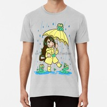 Fargo - Lester Nygaard T shirt asui tsuyu froppy anime boku hero academy academia manga my adorable(China)