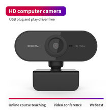 Hd 1080p megapixels usb 2.0 webcam câmera com microfone para computador computador computador computador portátil câmera usb webcams