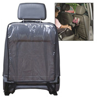 Kongyide 2 pc carro auto assento de volta protetor capa para crianças kick esteira lama proteção limpa para as crianças proteger assentos automóveis 1119|Capas p/ assento de automóveis|Automóveis e motos -