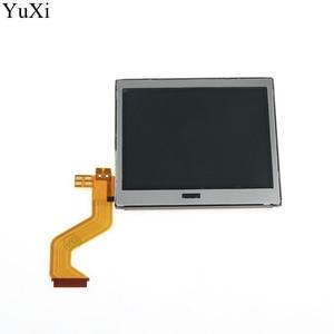 Image 2 - Yuxi เปลี่ยนด้านบน/ด้านล่างหน้าจอ LCD Pantalla Inferior Para สำหรับ Nintendo DS Lite NDSL