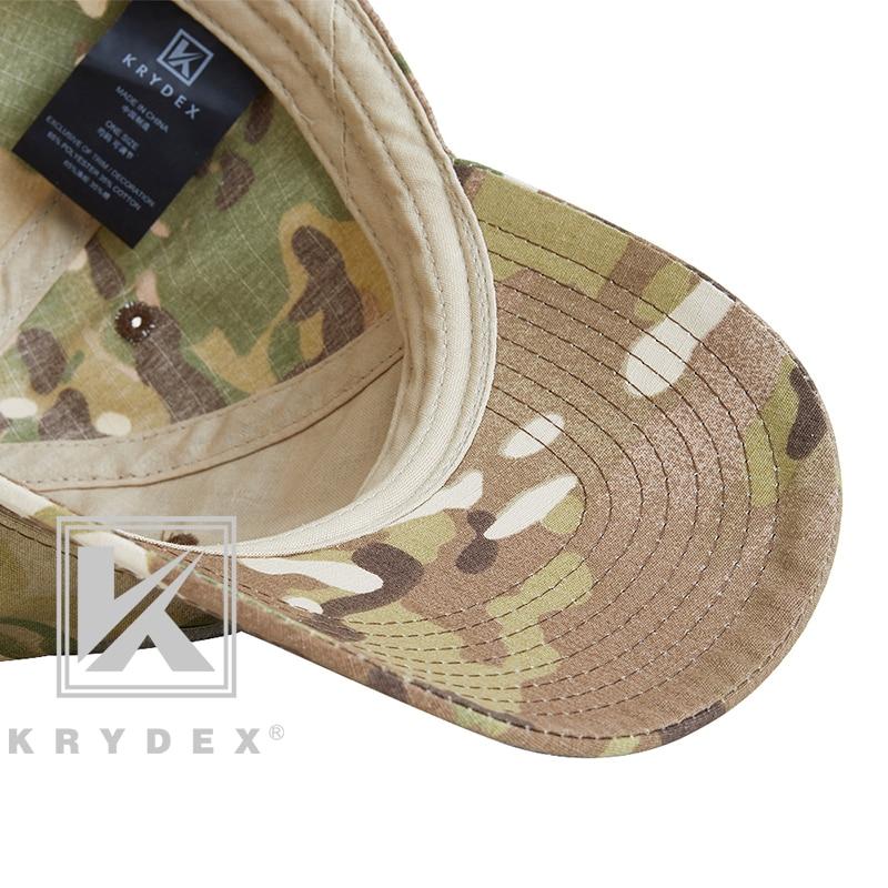 Tactical Camouflage Winter Baseball Cap 6