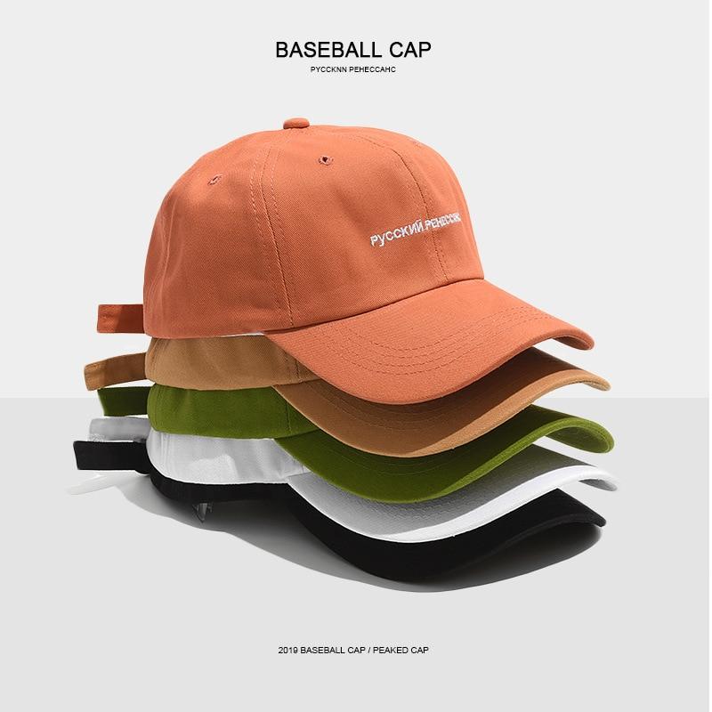 Fashion 2020 New Unisex Women Cotton Men Baseball Cap Letter Print Snapback Hat Summer Outdoor Sports Casual Hip Hop Sun Hats