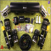 AIRMEXT top grade Air suspension FULL KIT/whole kits/AIRRIDE/airlift/pneumatics/ air spring coilover assembly/air management