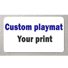 Custom Speelmat Grote Size Muismat Board Game Magical Video Gaming Diy Play Mat Tafel Mat Afdrukken Yugioh Anime Idol verzamelen(China)