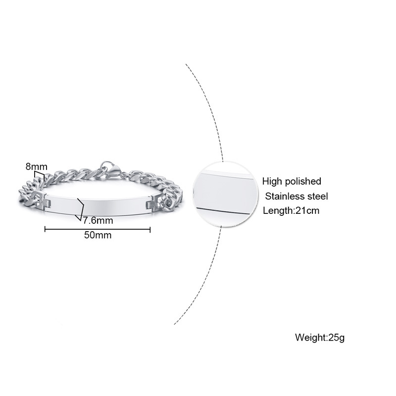 FXM B10 new arrival fine jewlery steel bracelet for women birthday gift free shipping leather man and women bangle