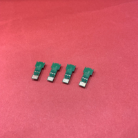 YOTAT 1set LC3119 LC3117 Ink Cartridge Chip LC3119XL One time chip for Brother MFC J6980CDW MFC J6580CDW printer