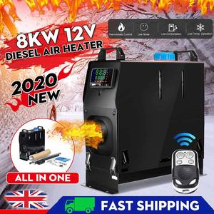 Car-Heater Trucks Motorhome Diesel 8kw 12v Boats for All-In-One Warmtoo
