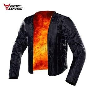 Image 5 - MOTOCENTRIC Motorcycle Jacket Suit Windproof Riding Motocross Jacket Protective Gear Motorbike Clothing Waterproof Chaqueta Moto
