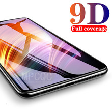 9D Full Cover Tempered glass For Huawei Honor 7A Pro 7C Play 7X 8X 9X Glass Nova 3 3i Protector huawei Y7 Y6 Y5 2018