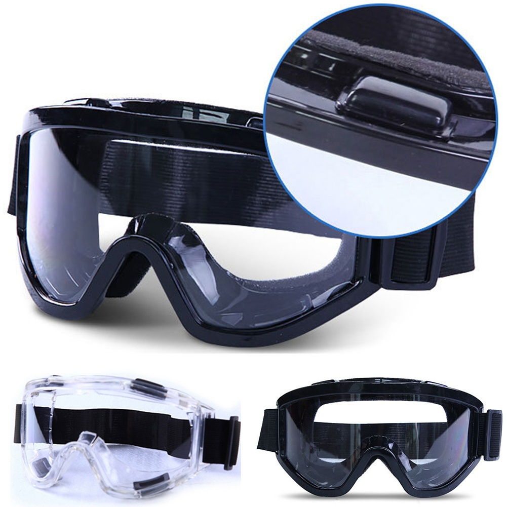 Women Men Outdoor Goggle Ski Snowboard Cycling Glasses Military Tactical Goggles SEC88