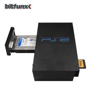 "Image 2 - FMCB v1.966 8/16/32/64MB Memory Card for PS2 + 3.5"" SATA HDD 80GB/320GB/500GB/1TB/2TB with Games + SATA HDD Adapter"