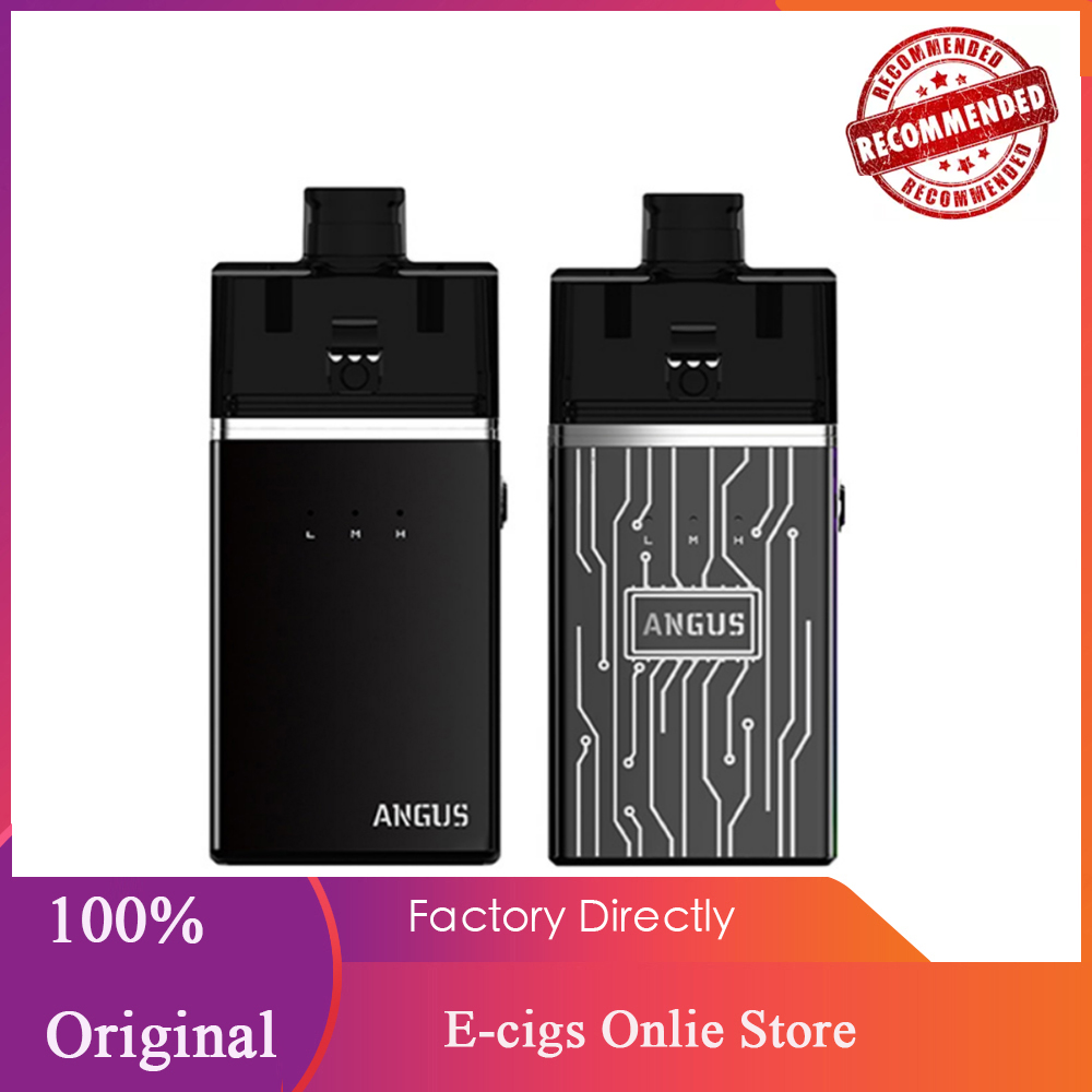 Original Nevoks Angus Kit Com 1700 Mah Bateria & Primeiro Kit Dispositivo Com Malha Quadrada Rda Design Vape Pod Kit Vs Vinci X/pal 2 Pro