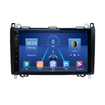 Android 10.1 For Mercedes Benz B200 Sprinter W906 W639 AB Class W169 W245 Viano Vito Multimedia Stereo Car Player GPS Radio image