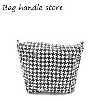 New Colorful Waterproof Lining Insert Zipper Classic Mini for Obag Canvas Inner Pocket bag - discount item  5% OFF Bag Parts & Accessories