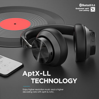 Mixcder E10 Headphones Bluetooth 5.0 Active Noise Cancelling
