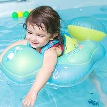 Swimming Circle Swim-Pool-Accessories Baby Infant Inflatable Ring-Toy Double-Raft