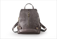 High Quality New Fashion Genuine Leather Women's Backpack Female Travel Backpack