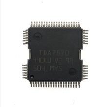 1 個 5 個 10 個 TDA7570 7570 qfp 高電力オーディオアンプチップ新とオリジナル