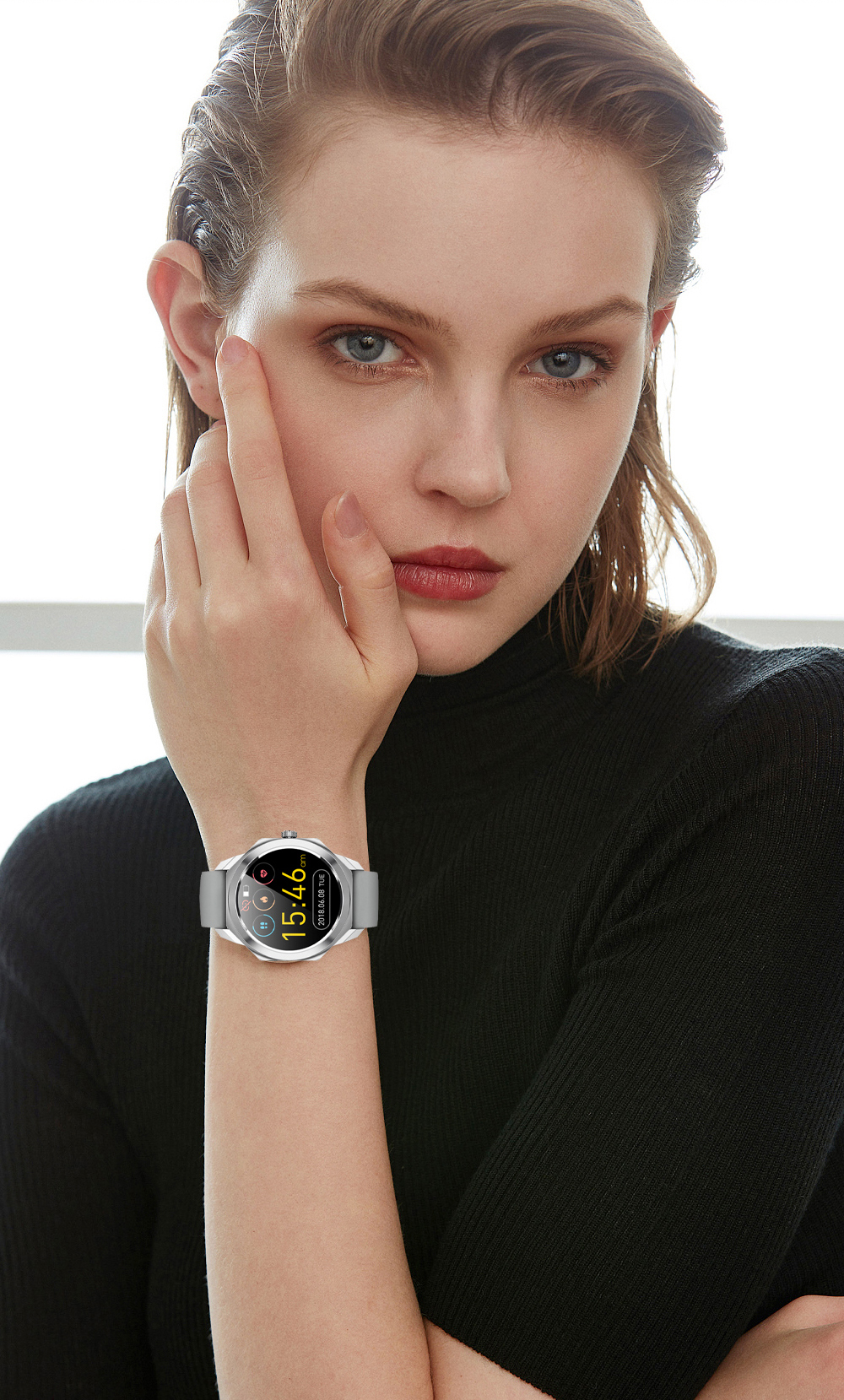 esportes relógio para android ios xiaomi iphone smartwatch