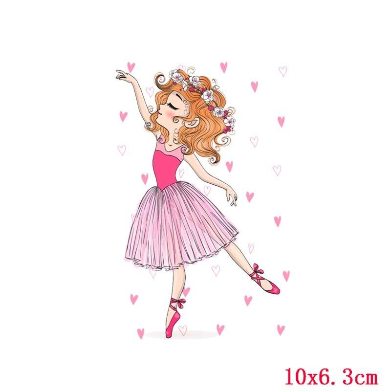Prajna Красота Девушка глажка наклейки теплообмена винил патч термоутюг на передачу для одежды детская футболка Мультфильм аппликации - Цвет: Латунь