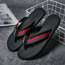 House Slippers Flats-Shoes Flip-Flops Beach-Sandals Comfortable Coslony Casual Summer Men