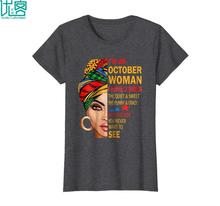 October Birthday Shirt Amazing T Shirt PU27