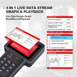 Image 5 - Thinkcar thinkscan S99 diy誰車OBD2フルシステムコードリーダースキャナーオイル/ブレーキ/sas/ets/dpfリセット診断ツール
