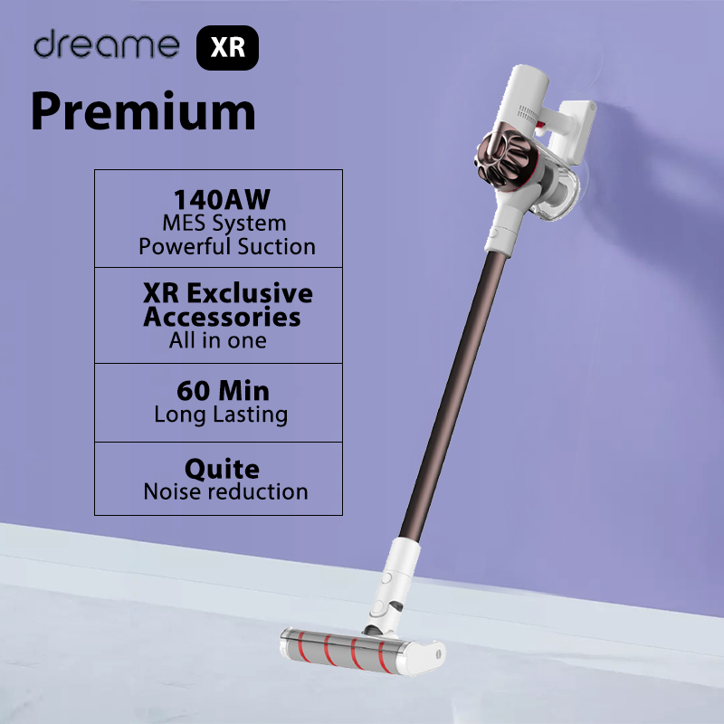 Dreame Vacuum-Cleaner Dust-Collector Floor Cordless Premium Handheld Portable 22kpa All-In-One
