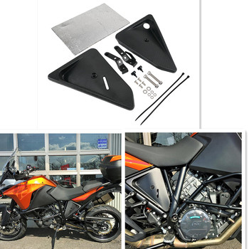 NICECNC Fairing Side Cover Protector For KTM 1090 Adventure R 1190 Adventure 1290 Super Adventure T/R/S Motorcycle Accessories