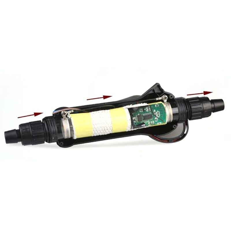 Controle externo ajustável do aquecedor 220-240v da